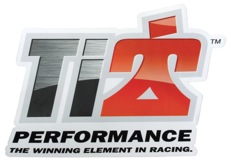 Ti22 Decal 12x14 TIP0060 SprintCar Ti22 Performance