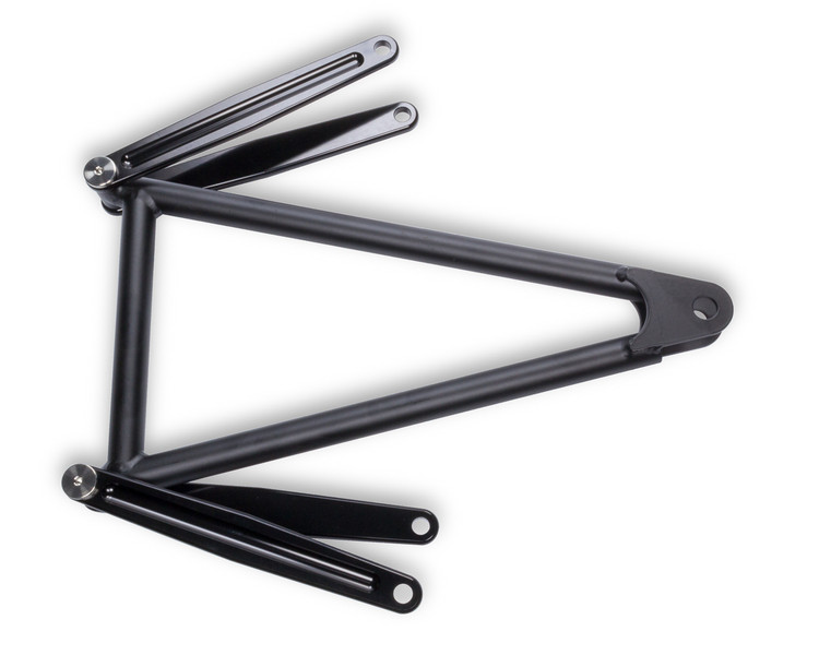 Jacobs Ladder 14 Blk Chromoly w Ti Hardware TIP2436 SprintCar Ti22 Performance