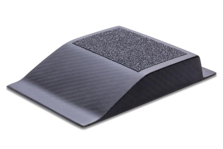 1in Heel Riser Carbon Fiber TIP4110 SprintCar Ti22 Performance