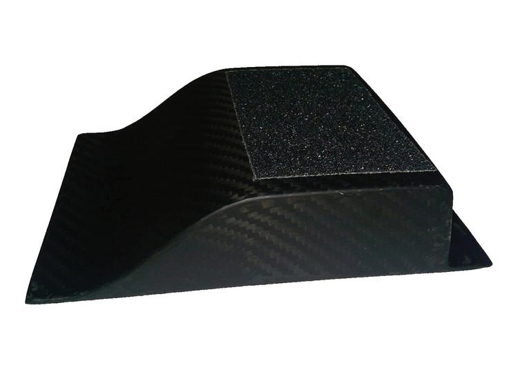 1-1/2in Heel Riser Carbon Fiber TIP4112 SprintCar Ti22 Performance