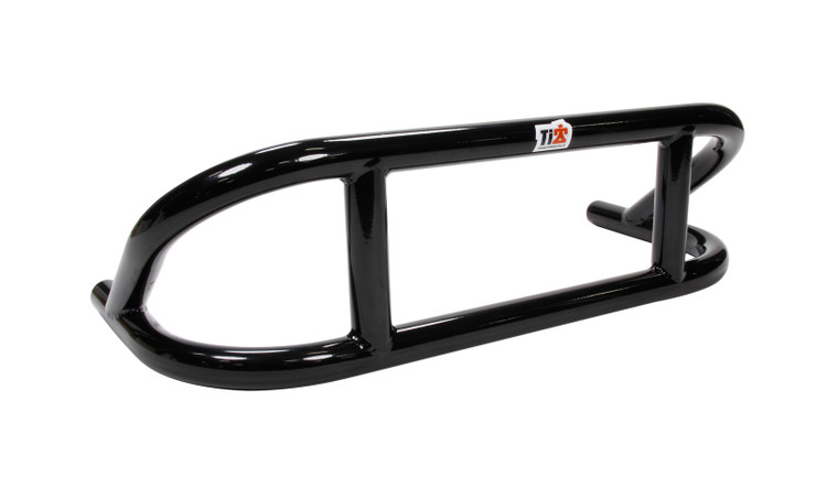 Stacked Front Bumper 4130 Black TIP7005 SprintCar Ti22 Performance