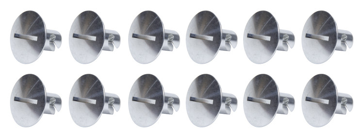 Large Head Dzus Buttons .500 Long 10 Pack TIP8108 SprintCar Ti22 Performance