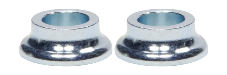 Cone Spacers Steel 1/2in ID x 3/8in Long 2pk TIP8211 SprintCar Ti22 Performance
