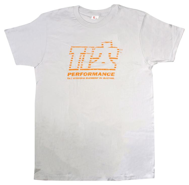 TI22 T-shirt Gray Small  TIP9120S SprintCar Ti22 Performance