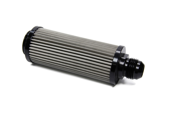 In Tank Filter 60 Micron Straight -12 End TIP5140 SprintCar Ti22 Performance
