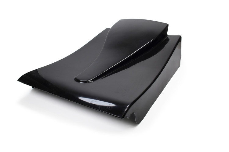 Fiberglass Outlaw Nose Black TIP8201 Ti22 Performance