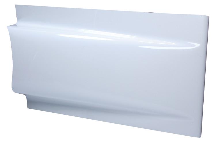 Radius Rod Cover RH White TIP8332 SprintCar Ti22 Performance