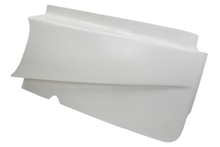 Radius Rod Cover LH White TIP8336 SprintCar Ti22 Performance