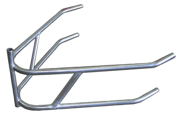 600 Rear Bumper Stainless TIP3988 SprintCar Ti22 Performance