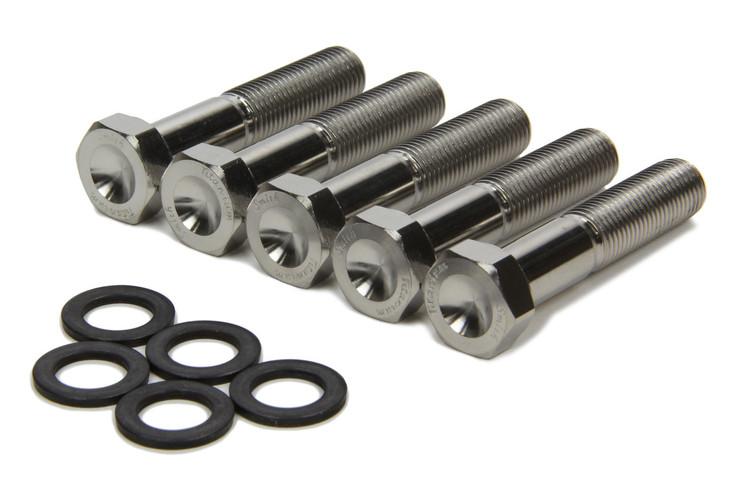 Torsion And Pitman Arm Bolt Kit Titanium TIP1240 SprintCar Ti22 Performance