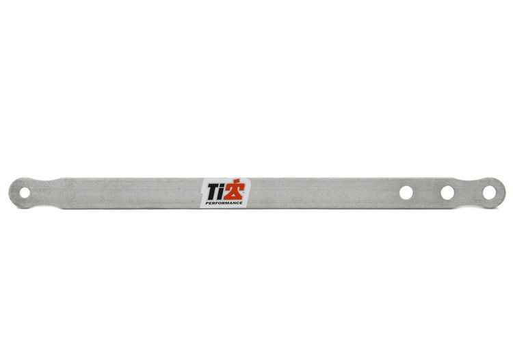 600 Alum Nose Wing Straps 11.5in Long Plain TIP3780 SprintCar Ti22 Performance