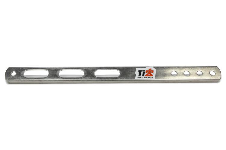 600 Stainless Nose Wing Straps 11.5in Long TIP3784 SprintCar Ti22 Performance