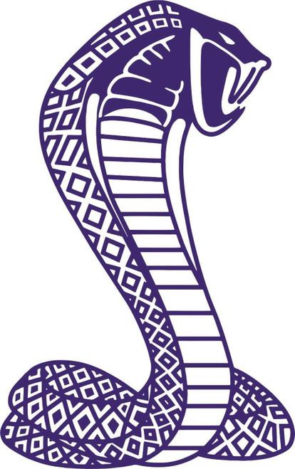 Snake Cobra Serpent Reptile Animal Car Truck Window Laptop Vinyl Decal Sticker