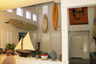 Turn your surfboard storage into Art - the Ventura project