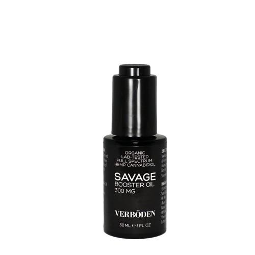 VERBÖDEN 'SAVAGE' Antioxidant Booster Oil