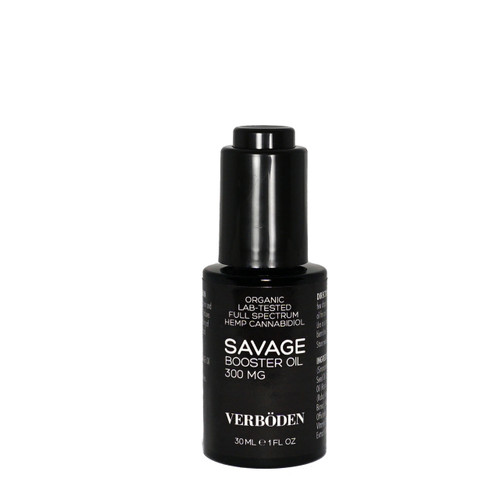 SAVAGE Booster Face Oil