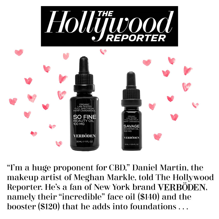 VERBÖDEN in The Hollywood Reporter