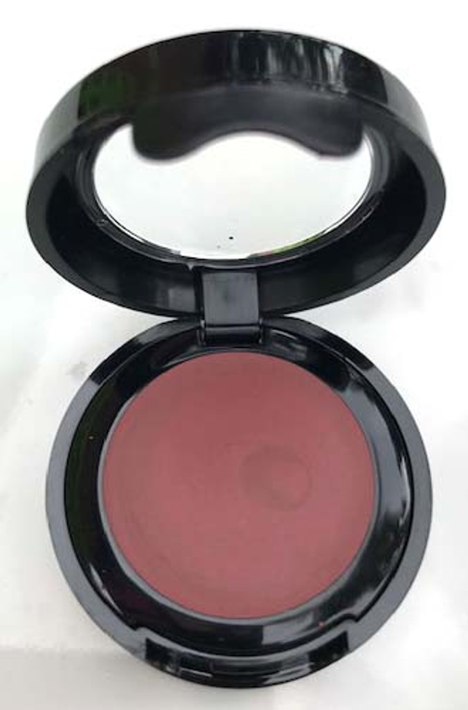 Long Wear Cream Vegan Mineral Eye Shadow - Scarlett Shimmer