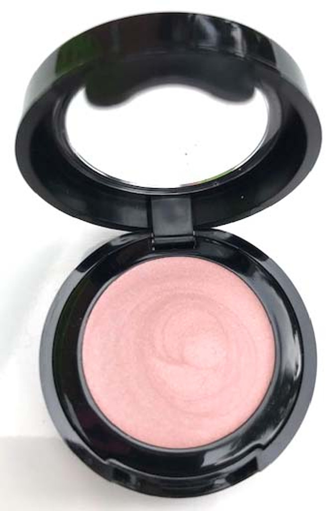 Long Wear Cream Vegan Mineral Eye Shadow - Peach Ice