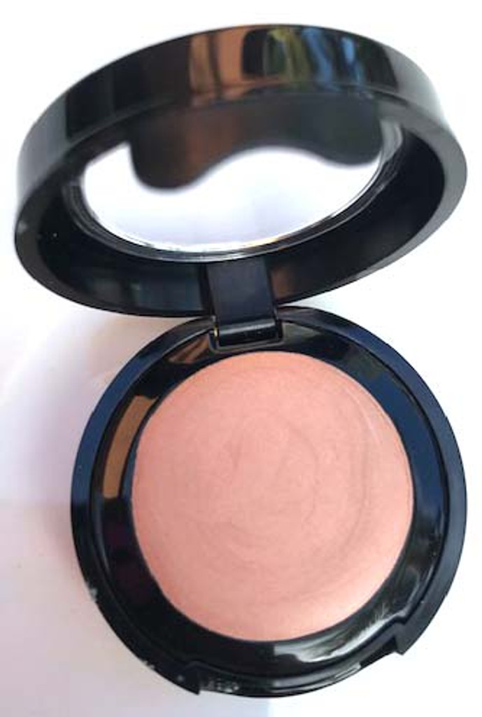 Long Wear Cream Vegan Mineral Eye Shadow - Just Peachy