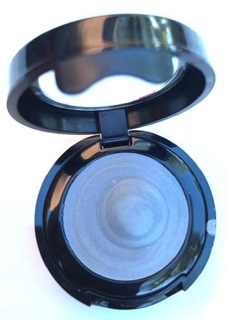 Long Wear Cream Vegan Mineral Eye Shadow - Metallic Antique Silver