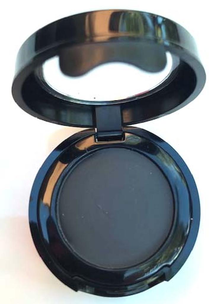 Long Wear Cream Vegan Mineral Eye Shadow - Charcoal Liner