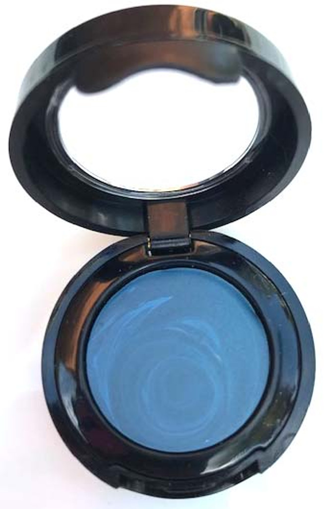 Long Wear Cream Vegan Mineral Eye Shadow - Blueberry
