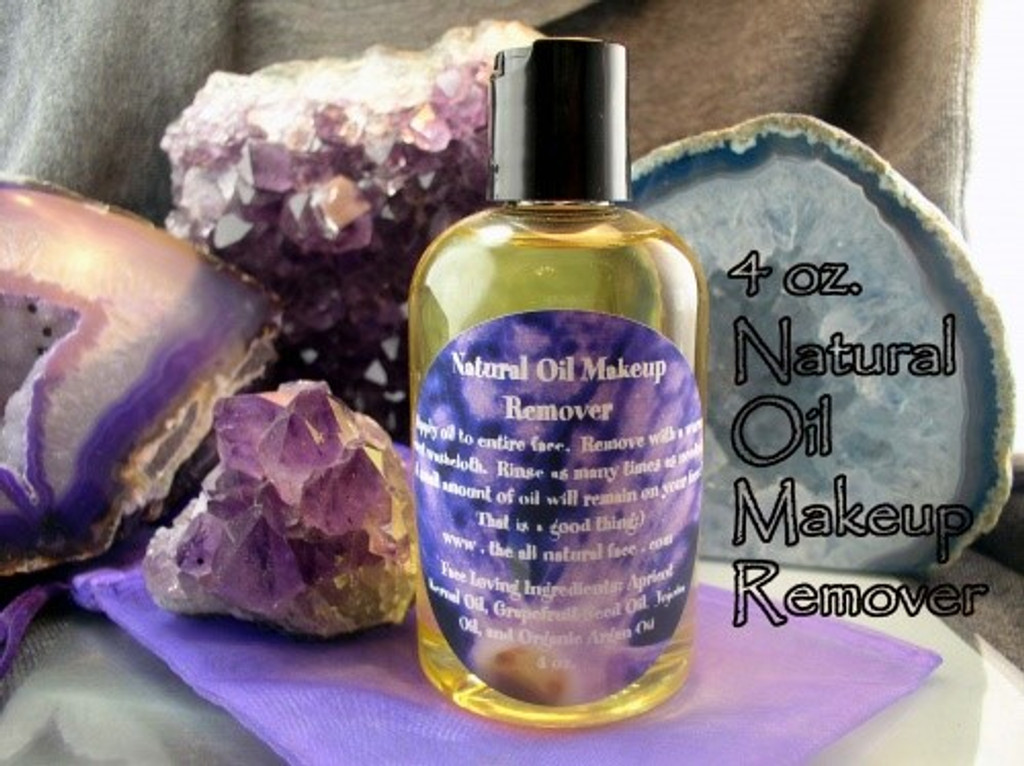 Vegan Oil Makeup Remover