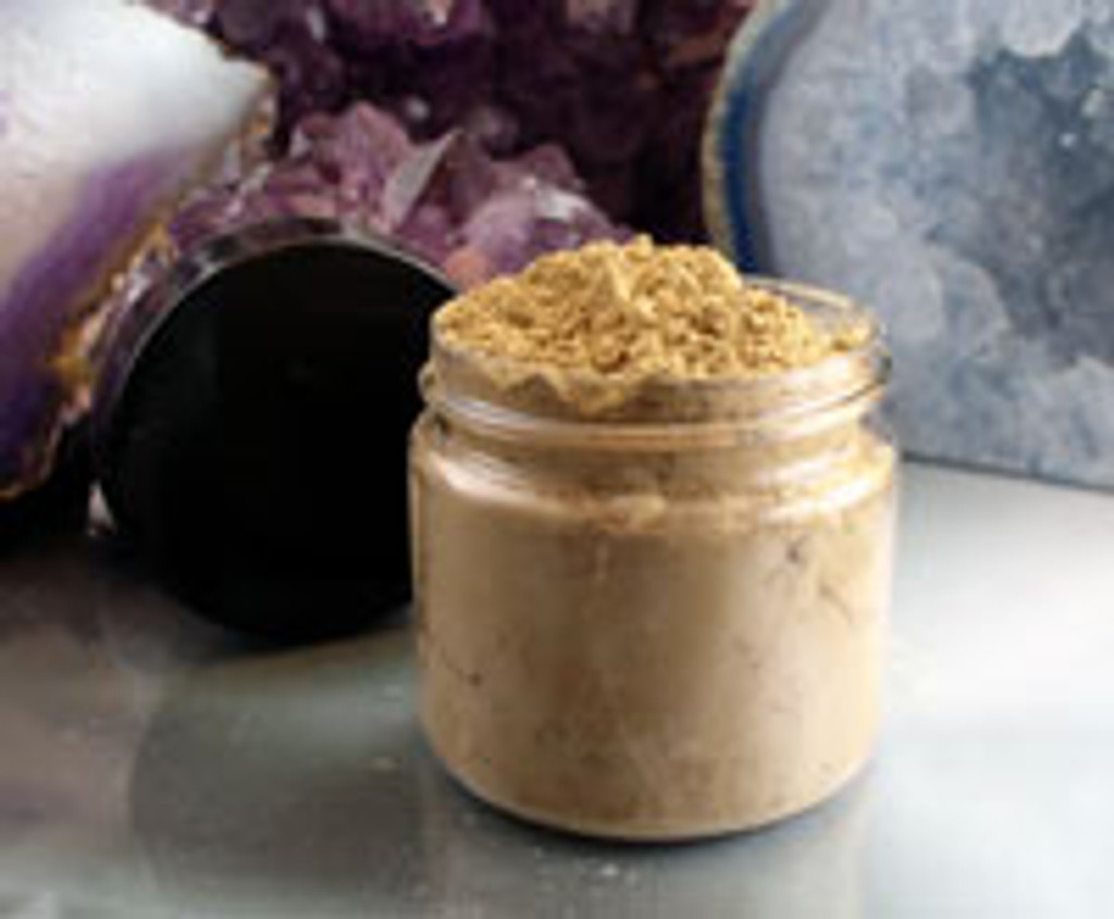 Softening Mud Mask made with Rhassoul and Bentonite Clays