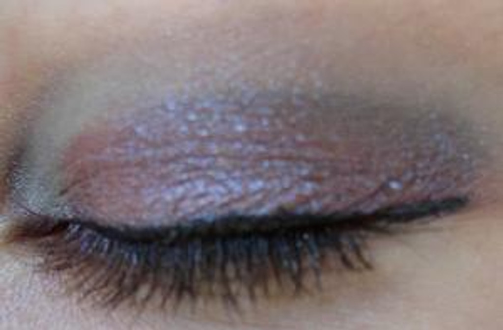 Vegan Mineral Eyeshadow - Plum Shimmer