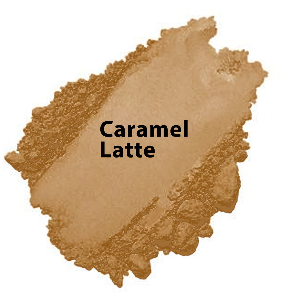 Dark Honey - Caramel Latte Vegan Mineral Foundation