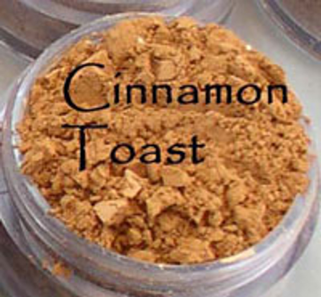 Cinnamon - Cinnamon Toast Vegan Mineral Foundation
