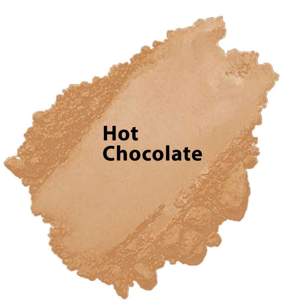 Chocolate - Hot Chocolate Vegan Mineral Foundation