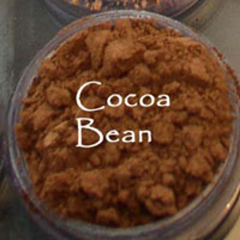 Dark Chocolate - Cocoa Bean Vegan Mineral Foundation