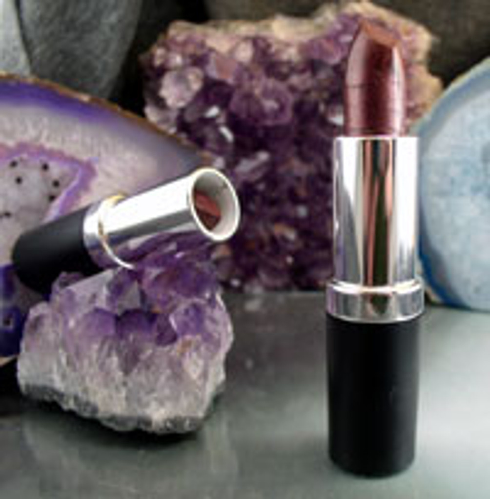 Vegan Lipstick in Juicy Plum