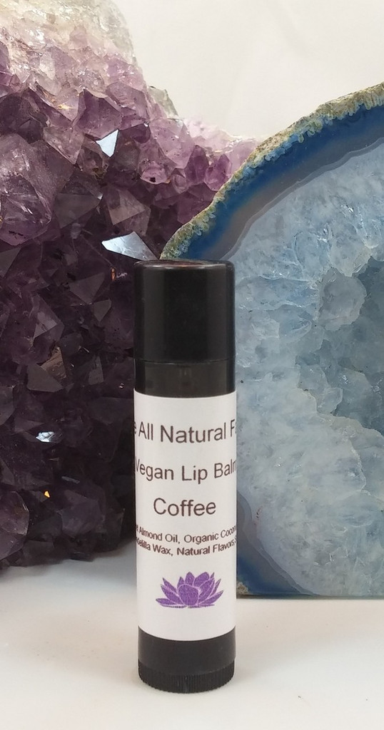 Flavor Infused Coffee Lip Balm