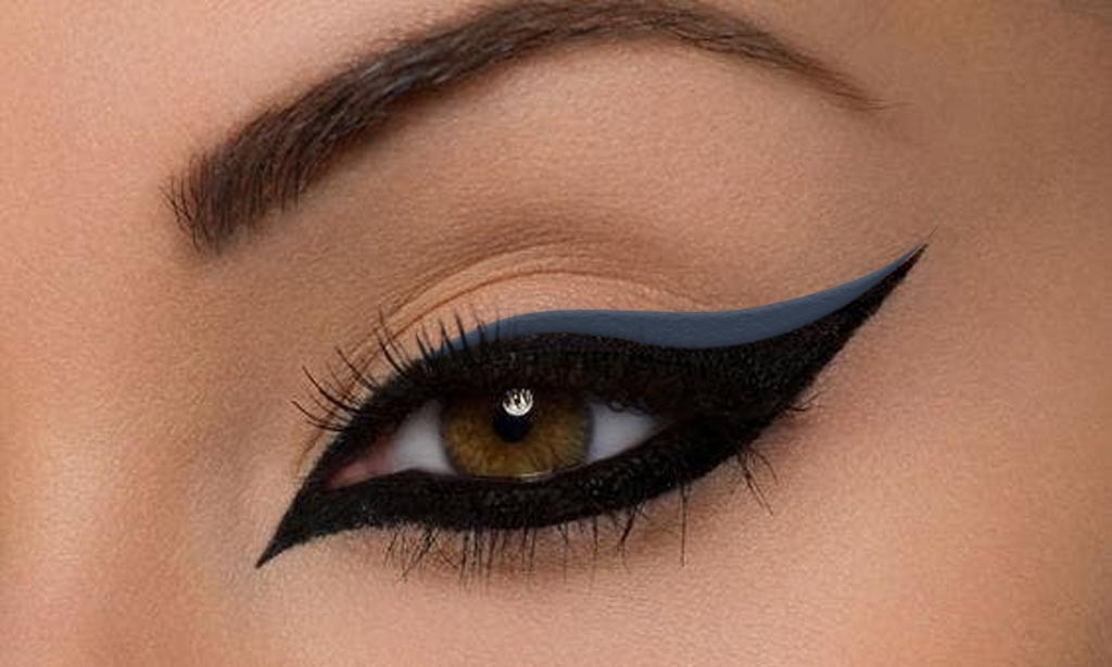 Vegan Gel Eyeliner Deep Steel Teal