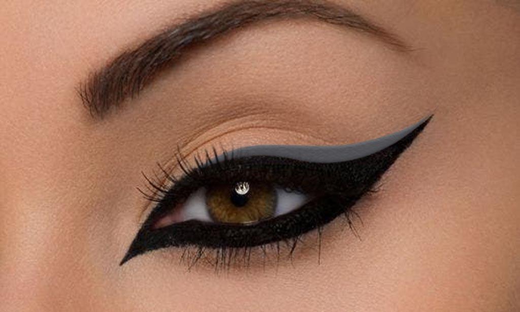 Vegan Gel Eyeliner Black Pearl