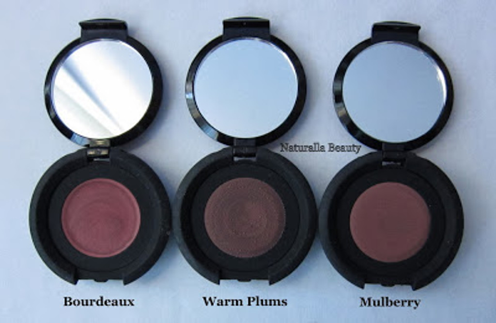 Vegan Shimmer Cream Blushes for Lips and Cheeks