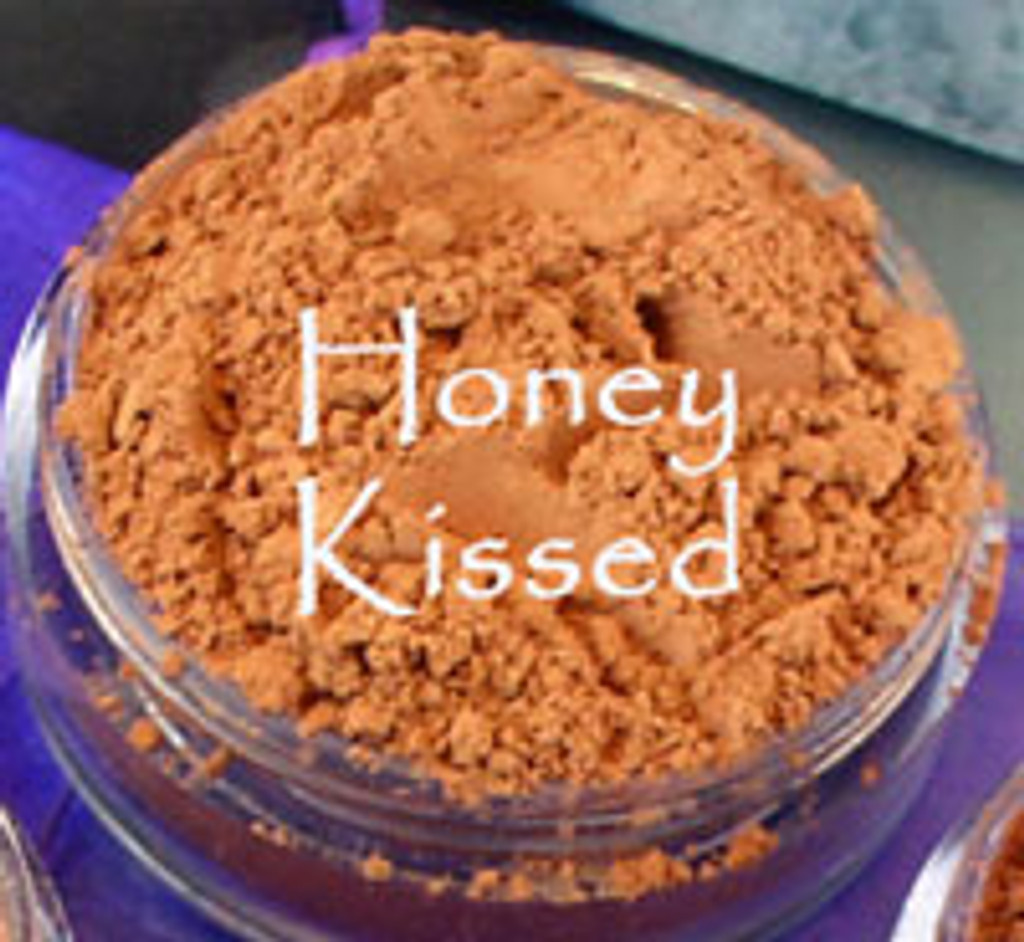 Honey Kissed Vegan Bronzer