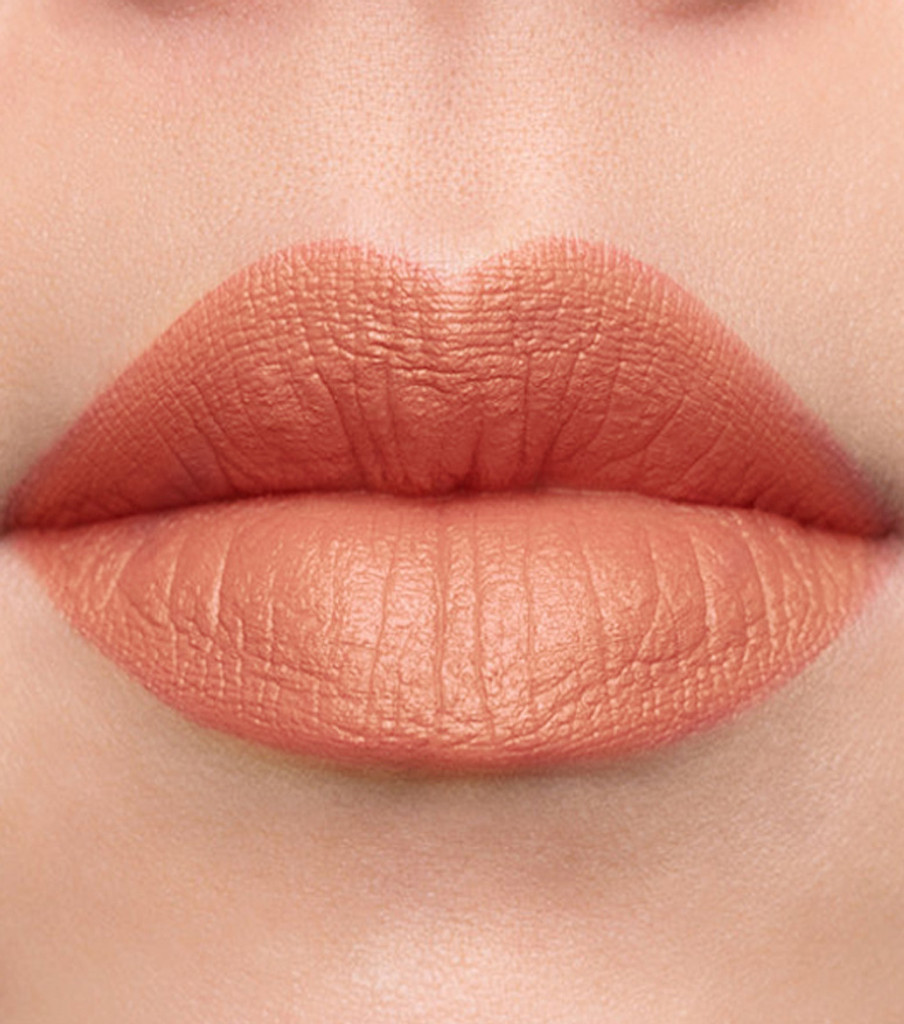 Vegan LIpstick in Naked Gold