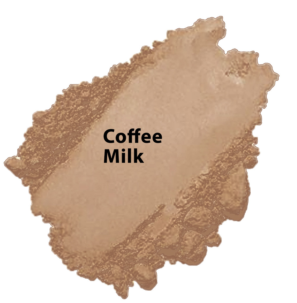 Chocolate - Coffee Milk Vegan Mineral Foundation