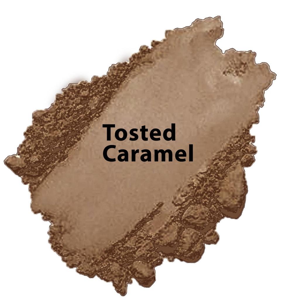Dark Chocolate - Toasted Caramel Vegan Mineral Foundation