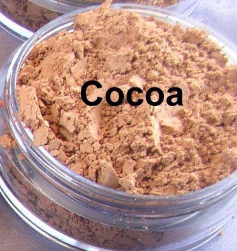 Vegan Matte Blush in Cocoa