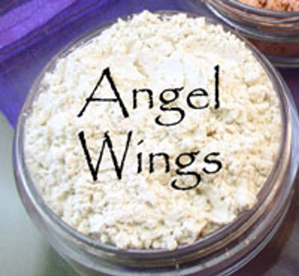 Angel Wings Vegan Mineral Veil
