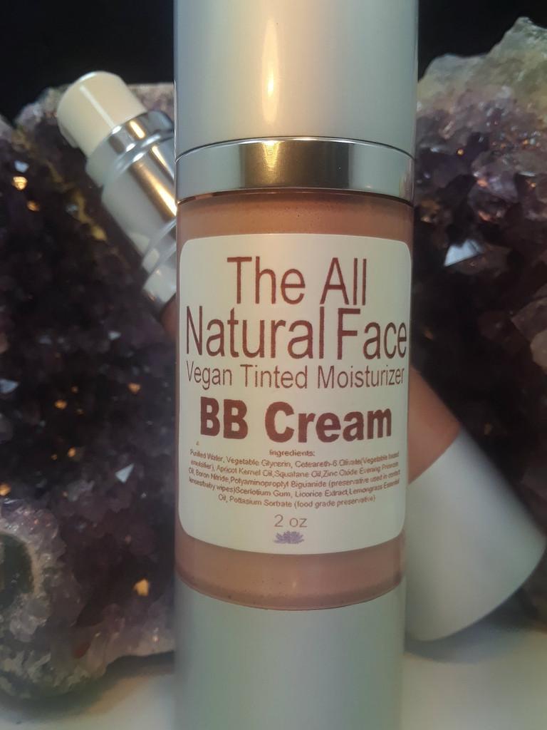 Vegan Tinted Moisturizer BB Cream