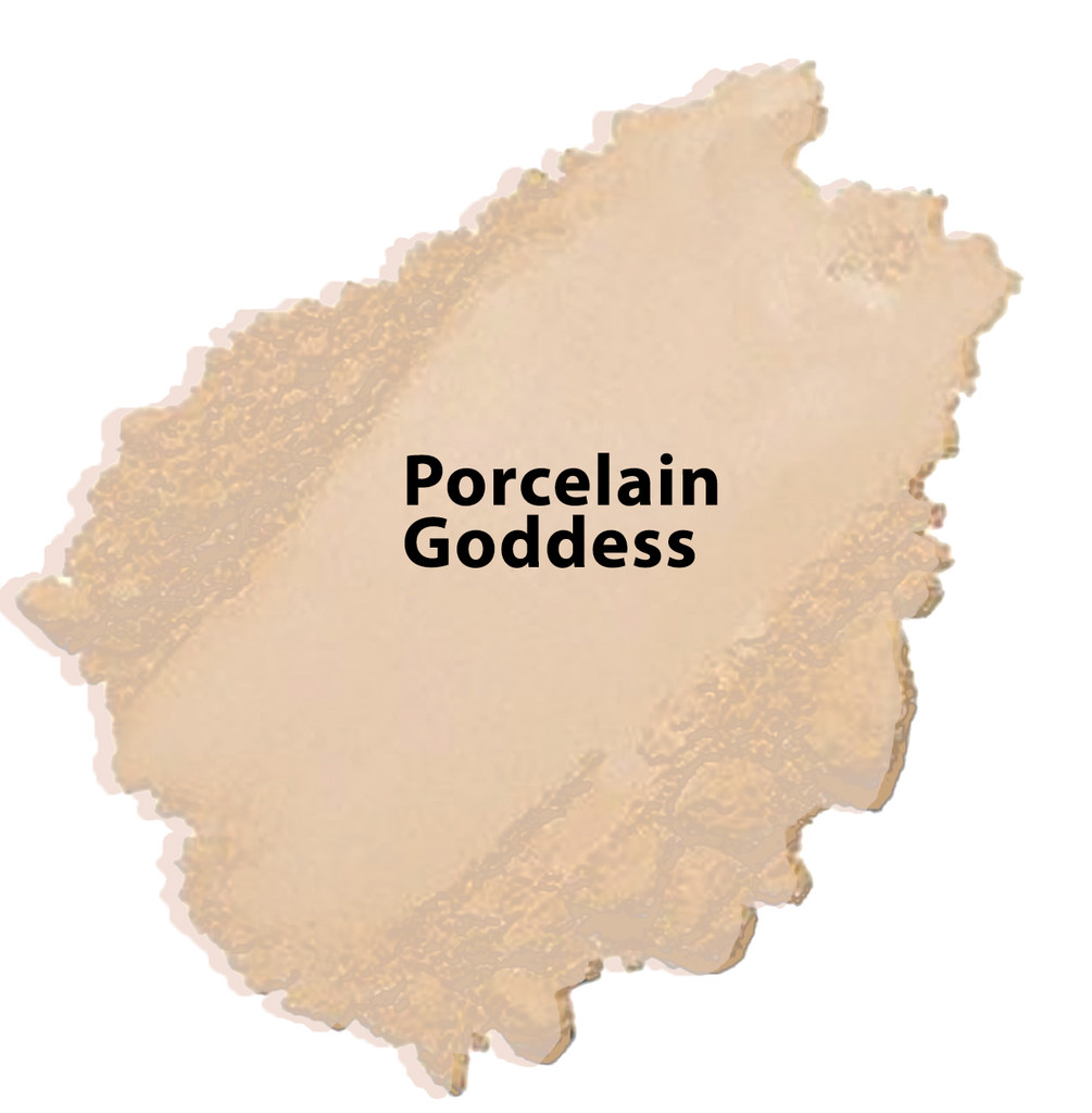 Porcelain Goddess Vegan Mineral Foundation