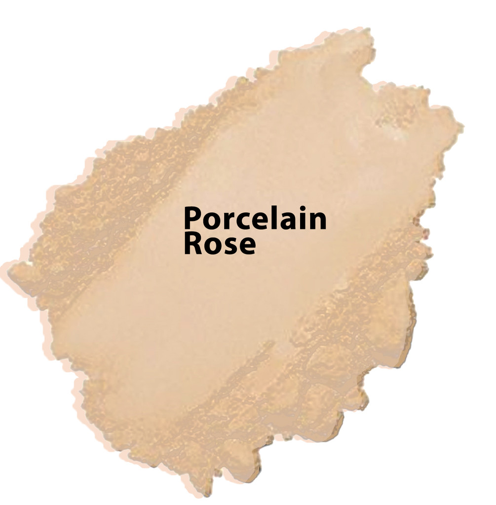 Porcelain Rose Vegan Mineral Foundation