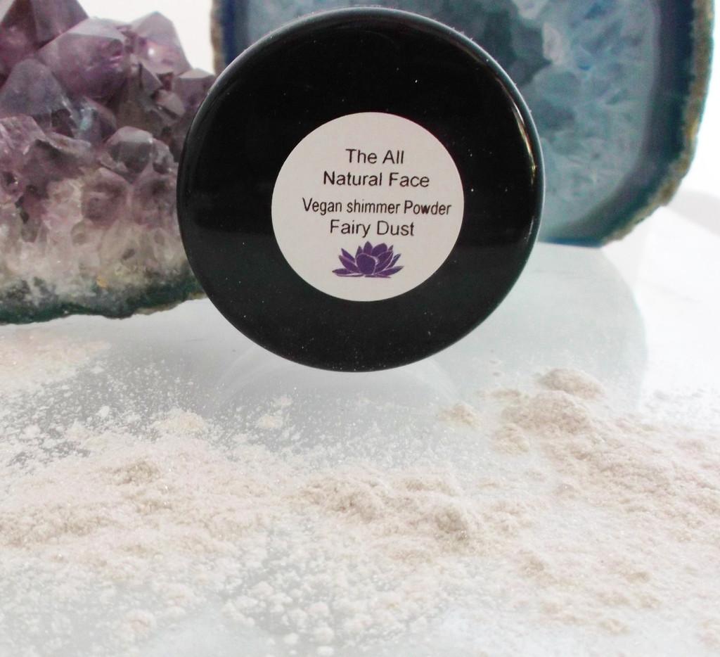 Vegan Shimmer Powder Fairy Dust
