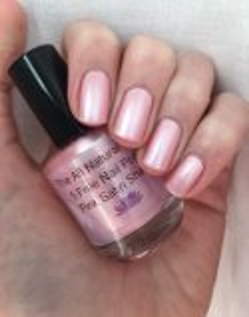 Pink Satin Sheets Nail Polish